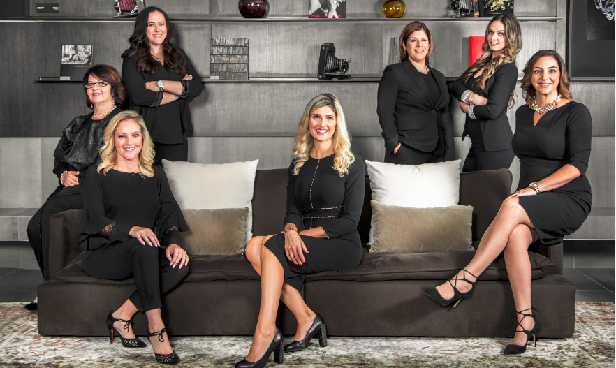 All-female team to lead the new level of property management