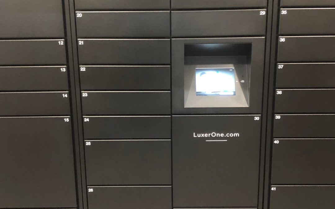 Safe locker and smart delivery solutions amid the suggested social distancing