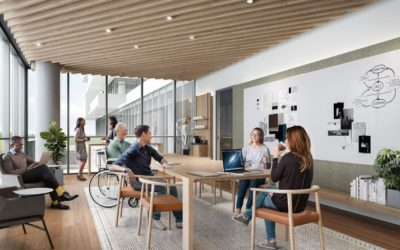 Coworking space: multifamily amenity's must-have