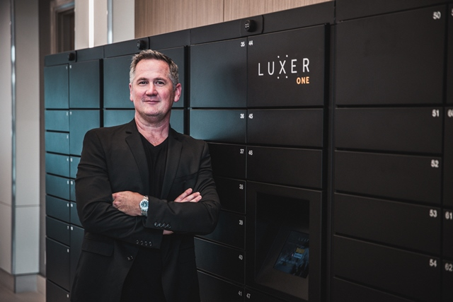 Lockourier on Real Estate News Exchange (RENX): Pandemic sparks interest in building parcel lockers